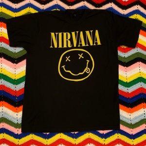2014 Nirvana Band Tee